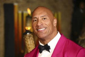 INVISION/AP                                 Dwayne Johnson