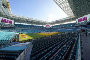 ASSOCIATED PRESS                                 Hard Rock Stadium