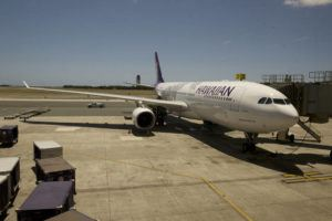CRAIG T. KOJIMA / CKOJIMA@STARADVERTISER.COM                                 Hawaiian Airlines.