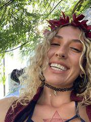 COURTESY HAWAII COUNTY POLICE DEPARTMENT                                 Megan May Funderburk, 24, has been missing since Sunday.