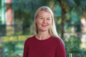 "COURTESY PHOTO                                 <strong>""We will try to focus on younger individuals because age is such a strong factor.""</strong>                                 <strong>Maarit Tiirikainen</strong>                                 <em>Molecular epidemiologist</em>"
