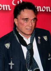 """ASSOCIATED PRESS / FEBRUARY 18, 2012                                 Roy Horn of Siegfried & Roy arrived at the Keep Memory Alive 16th Annual """"Power of Love Gala"""" honoring Muhammad Ali with his 70th birthday celebration in Las Vegas."""