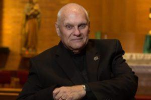 COURTESY DAMIEN MEMORIAL SCHOOL                                 Brother Brian Walsh, president of Damien Memorial School.
