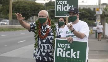 Rick Blangiardi wins Honolulu mayor's race