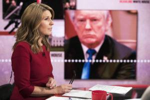 NEW YORK TIMES / 2018                                 The MSNBC anchor Nicolle Wallace in New York.