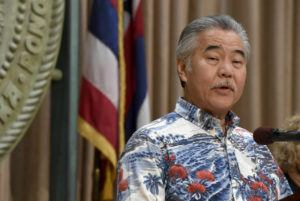 STAR-ADVERTISER / MARCH 17                                 Gov. David Ige