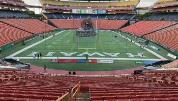 The Aloha Stadium issue and COVID-19 top the list of things to watch in the year ahead