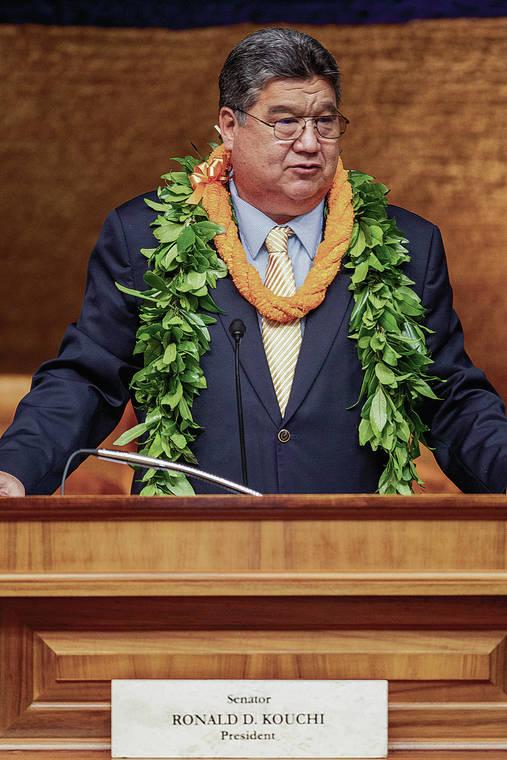 Senate president Ron Kouchi doubts furlough will begin Jan. 1