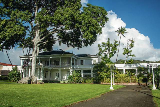Celebration plans for the Queen Lili'uokalani home and many Hawaii governors could cost $53,000