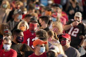 Officials plead: Don't let Super Bowl become coronavirus superspreader