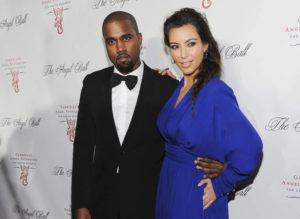 EVAN AGOSTINI/INVISION/ASSOCIATED PRESS                                 Kanye West, left, and Kim Kardashian attended Gabrielle's Angel Foundation Angel Ball cancer research benefit, in Oct. 2012, in New York. Kim Kardashian West filed for divorce, today, from Kanye West after 6 1/2 years of marriage.