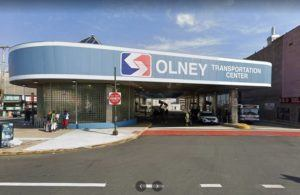 GOOGLE MAPS                                 The Southeastern Pennsylvania Transportation Authority station in the Olney neighborhood was the scene of a shooting, today, that left seven people injured, at least one critically.