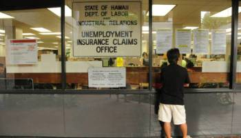 Hawaii to start processing delayed extended unemployment benefits program for thousands of jobless residents