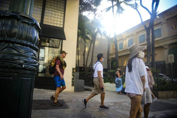 Hawaii records 69 new coronavirus infections as statewide tally climbs to 28,421