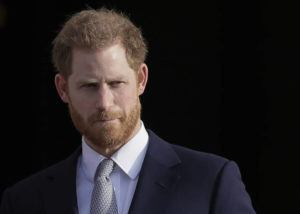 ASSOCIATED PRESS                                 Britain's Prince Harry arrived in the gardens of Buckingham Palace, in Jan. 2020, in London. Prince Harry has joined the corporate world as employee coaching and mental health firm BetterUp Inc.'s Chief Impact Officer. Financial terms of his employment were undisclosed.