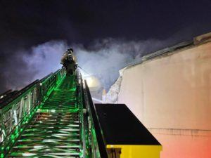 COURTESY MAUI FIRE DEPARTMENT                                 The cause of Thursday's fire is classified as undetermined, and there was no preliminary indication the fire was intentionally set, MFD said in a news release Friday.