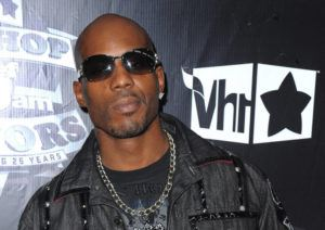 """ASSOCIATED PRESS / 2009                                 DMX arrives at the 2009 VH1 Hip Hop Honors at the Brooklyn Academy of Music, in New York. DMX's longtime New York-based lawyer, Murray Richman, said the rapper was on life support Saturday, April 3, at White Plains Hospital. """"He had a heart attack. He's quite ill,"""" Richman said."""