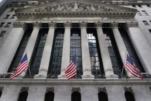 ASSOCIATED PRESS                                 The New York Stock Exchange was seen in New York, Nov. 23. President Joe Biden is expected, today, to propose doubling the tax rate that the highest-earning Americans pay on profits made from stocks and other investments.