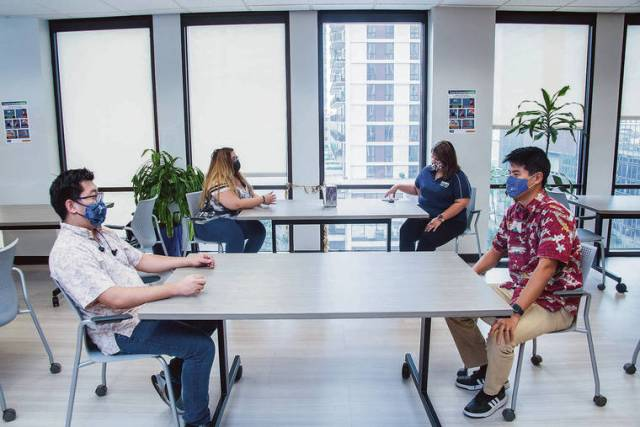 Remote-working trend for Honolulu employees is here to stay — one year later
