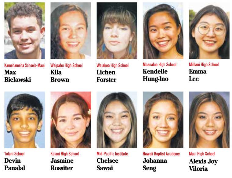 Hawaii Baptist Academy wins top award for high school journalism