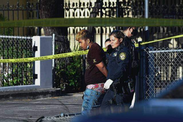 Honolulu police fatally shoot teen in McCully area; two others hospitalized; a fourth, with minor injuries, refuses treatment