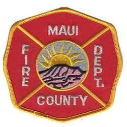 COURTESY MAUI FIRE