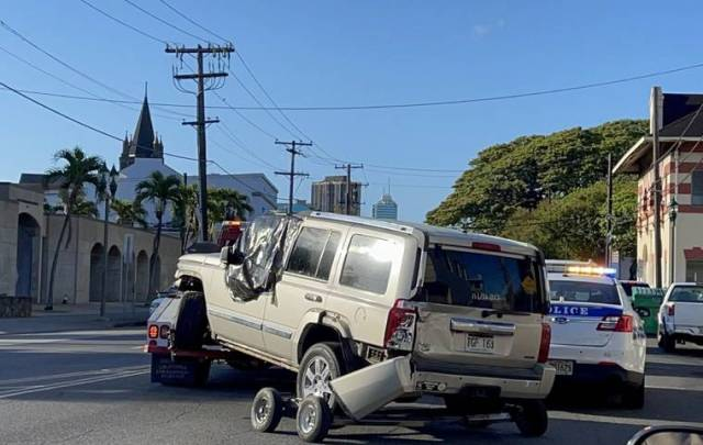 Man in critical condition after being shot by police in Kalihi