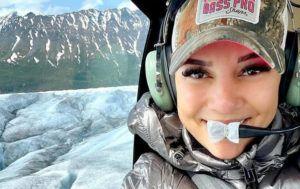 COURTESY MCKENNA VIERRA / INSTAGRAM                                 McKenna Vierra, pictured, was one of two people killed when a Cessna airplane crashed in Alaska on Monday.