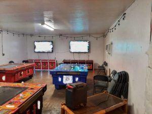 COURTESY KAUAI POLICE DEPARTMENT                                 Police raided an illegal game room on Kuahale Street.