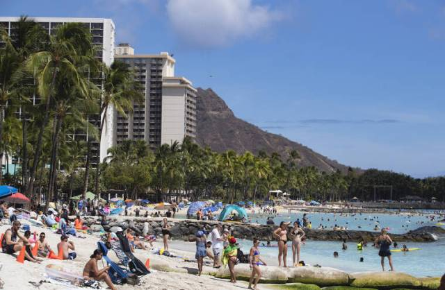 Hawaii records 8 new coronavirus-related deaths, 747 additional infections