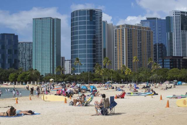 Hawaii records 2 new coronavirus-related deaths, 756 additional infections