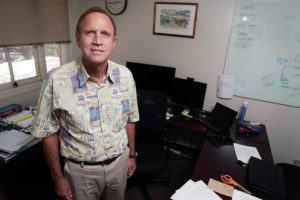 GEORGE F. LEE / GLEE@STARADVERTISER.COM                                 <strong>Anton Krucky</strong>                                 <em>Honolulu Office of Housing and Homelessness Director</em>