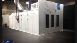 Paint Booths Star A Liner Collision Repair Equipme