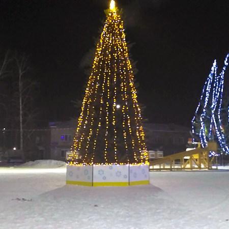 Главная елка