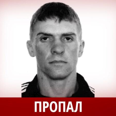 Пропал Панкин Алексей Владимирович,1980 г.р.
