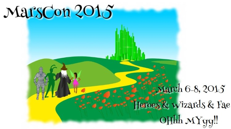 Marscon 2015 Logo