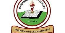 Kabarak University Courses 2019/2020