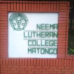 Matongo Lutheran Teachers Training College Admissions 2019/2020