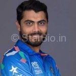 Ravindra Jadeja Height, Weight, Age, Wife, Family, Biography, Wiki