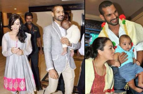 Shikhar Dhawan wife first husband is a businessman in Australia. Nowadays, she is not in touch with him. She lives in India with his husband Shikhar Dhawan. She also has two daughters from her first marriage.