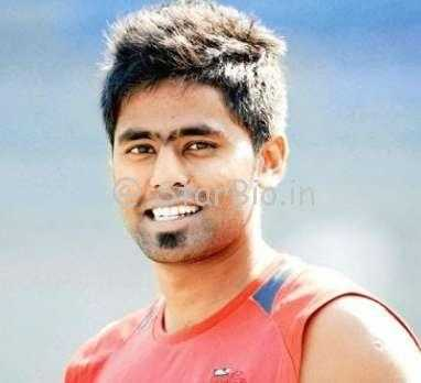 Suryakumar Yadav Height, Weight, Age, Wiki, Biography, Wife, Family