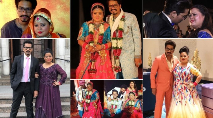 Bharti Singh Marriage