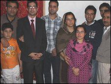 Shah Faesal, With His Family