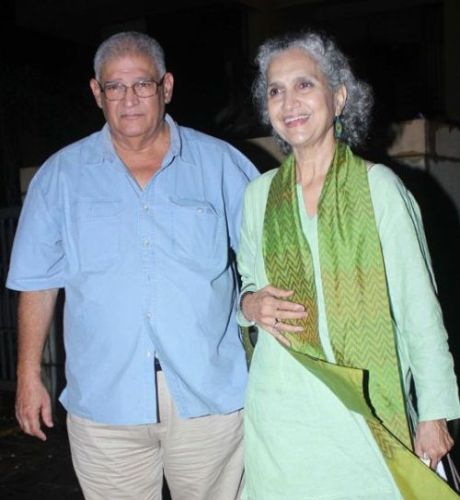 Aditya Roy Kapoor's parents