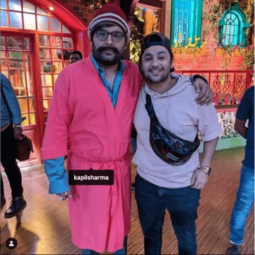 Harsh Beniwal joins Tiger Shroff and SOTY 2 cast on Kapil Sharma's show