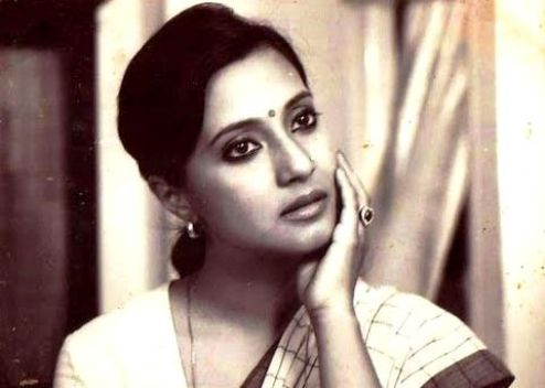 Moon Moon Sen Before She Joined The Film Industry