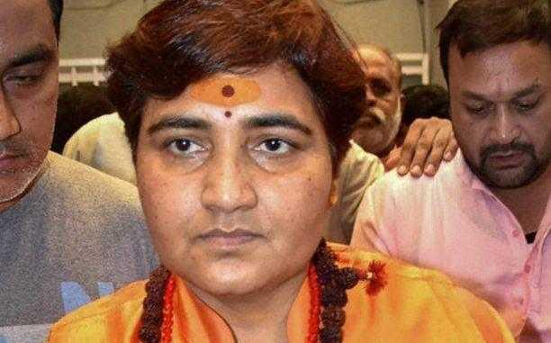 Sadhvi Pragya photograph