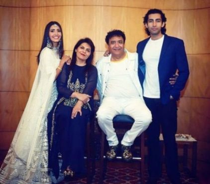 Anu Malik's Brother Abu Malik's Family