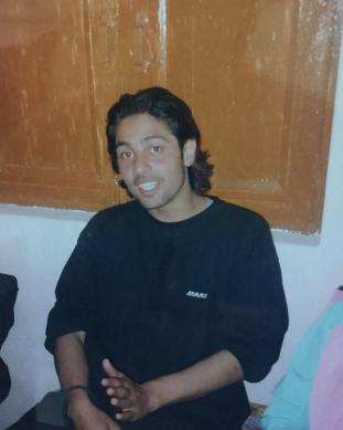 Badshah in his young age