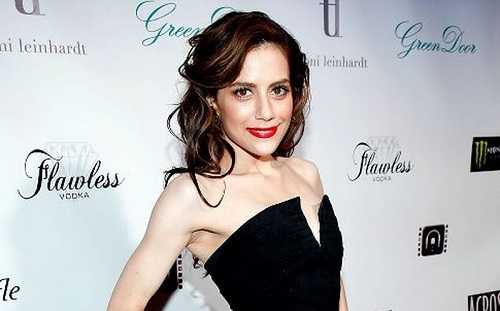 Later actress Brittany Murphy image